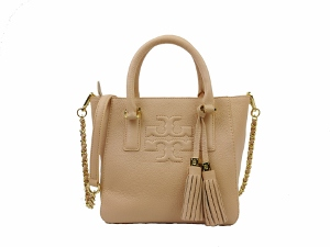Tory Burch Leather Two Way Bag