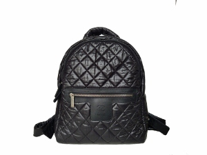 Chanel Black Cocoon Backpack