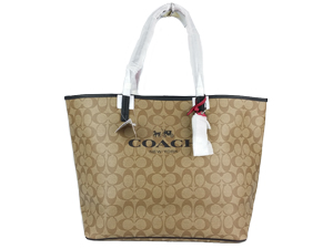 BRAND NEW Coach Tote In Signature C Coated Canvas 32706