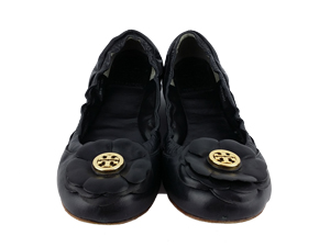 SOLD OUT Tory Burch Shelby Vintage Mestico Flat Size 6