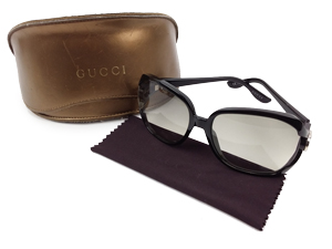 Gucci GG Black Sunglasses