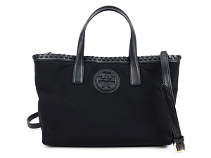 SOLD OUT Tory Burch Nylon Mini Tote In Black