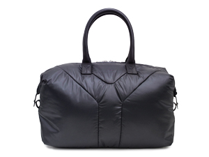 SOLD OUT YSL Yves Saint Laurent Black Nylon Tote Bag