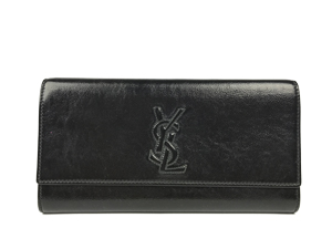 SOLD OUT YSL Yves Saint Laurent Black Belle du Jour Petit Clutch