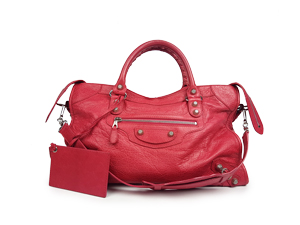 Balenciaga Classic City Leather Bag