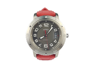 Hermes Clipper Sport Titanium 41MM Watch