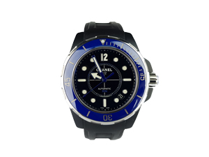 Chanel J12 Marine Automatic Watch