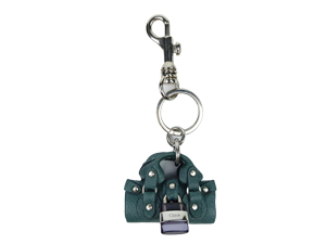 Chloé Paddington Bag Charm Key Ring