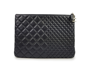 Chanel Black Casual Style O Case