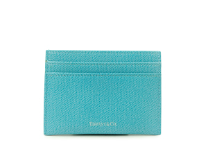 SOLD OUT BRAND NEW Tiffany & Co Calf Leather Card Holder