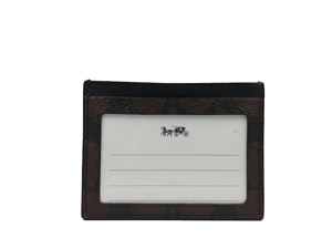 BRAND NEW Coach Signature Card Holder F58110