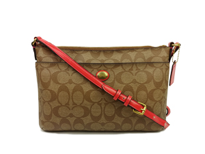 Coach Peyton East West Swingpack F51065