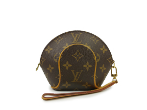 Limited Edition Louis Vuitton Monogram Mini Ellipse Wristlet