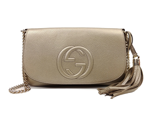 Gucci Soho Chain Flap Bag