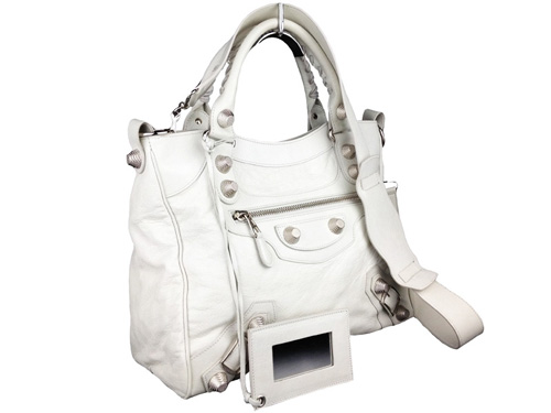 Balenciaga Giant Covered City (White)